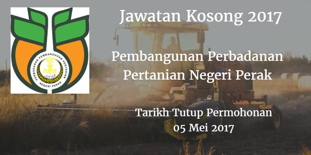 Jawatan Kosong PPPNP 05 Mei 2017