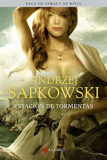 Estación de tormentas de Andrzej Sapkowski