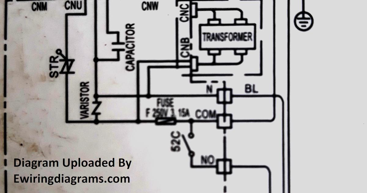 Wiring Diagram Indoor Ac Daikin