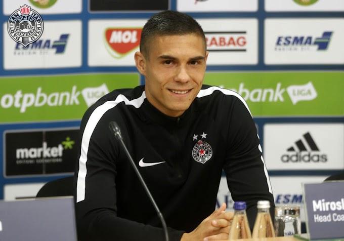 """Đurđević: """"Menjao bih sve golove u prošloj sezoni za gol Videotonu i prolaz u ligu Evrope!"""""""