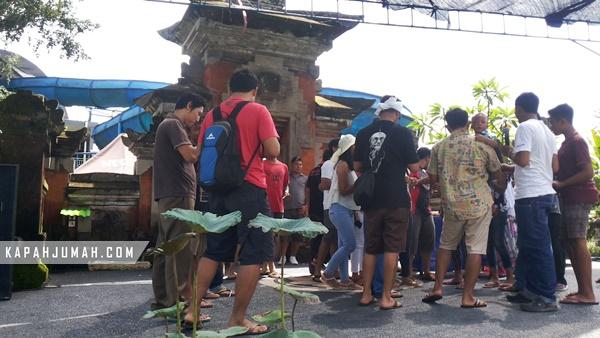 Menikmati Akhir Pekan di Bukit Jati Waterboom