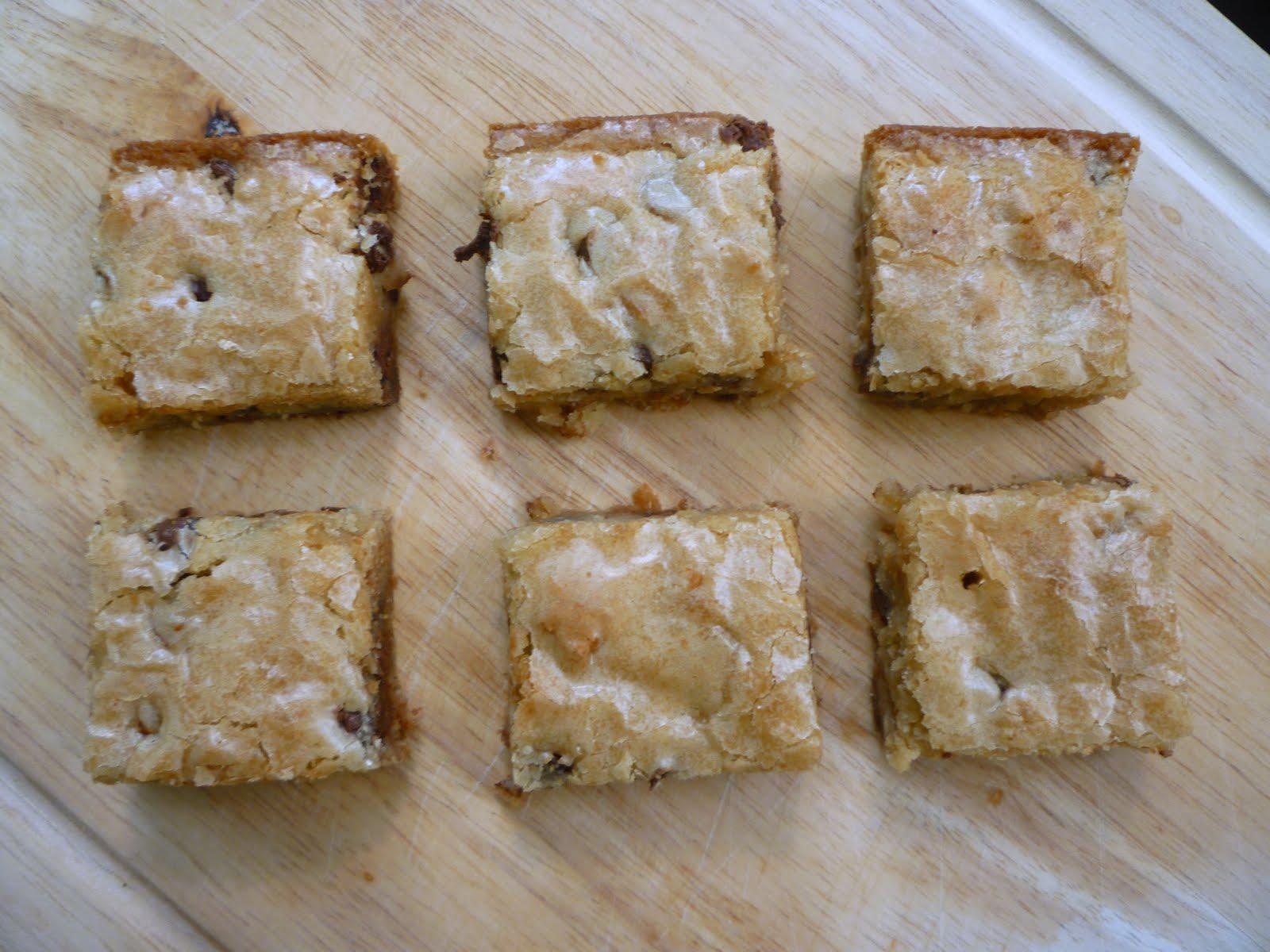 Blondies Recipe Smitten Kitchen