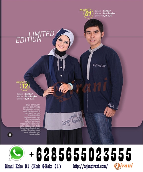 Kepada sub judul ini bakal kami bahas satu persatu model kaos muslim dari  merek kami 6cde55eec9