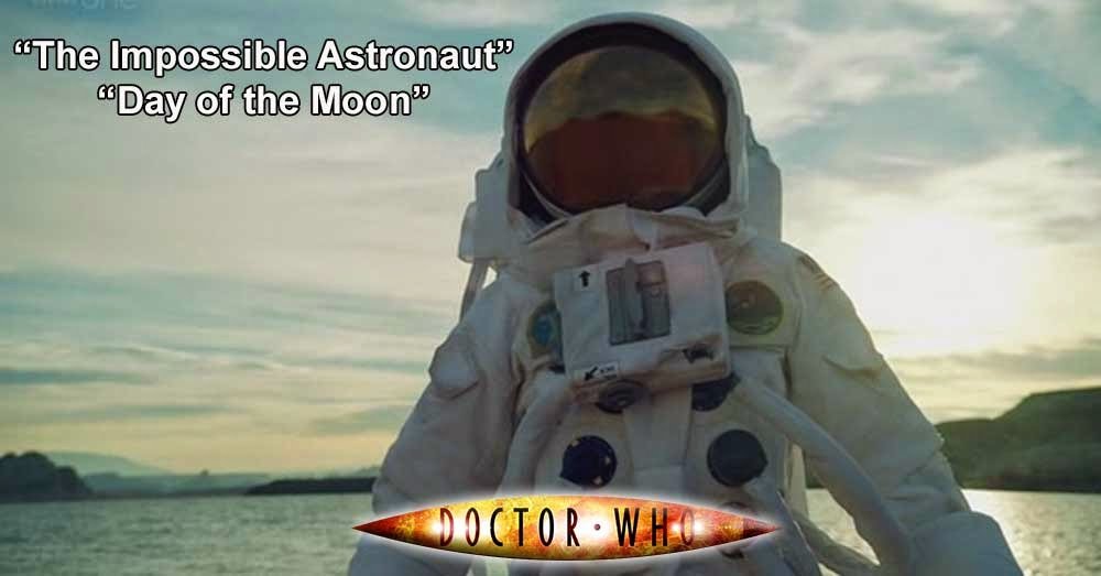 Doctor Who 214: The Impossible Astronaut