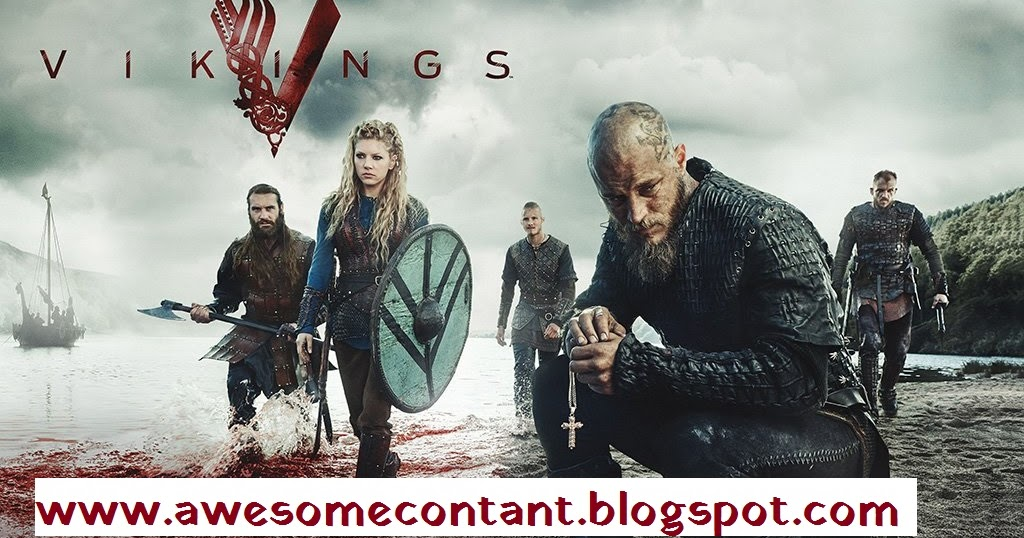 DOWNLOAD VIKINGS SEASON 02 ALL EPISODE | AWESOME CONTANT