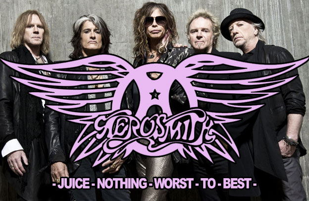 Worst to Best: Aerosmith