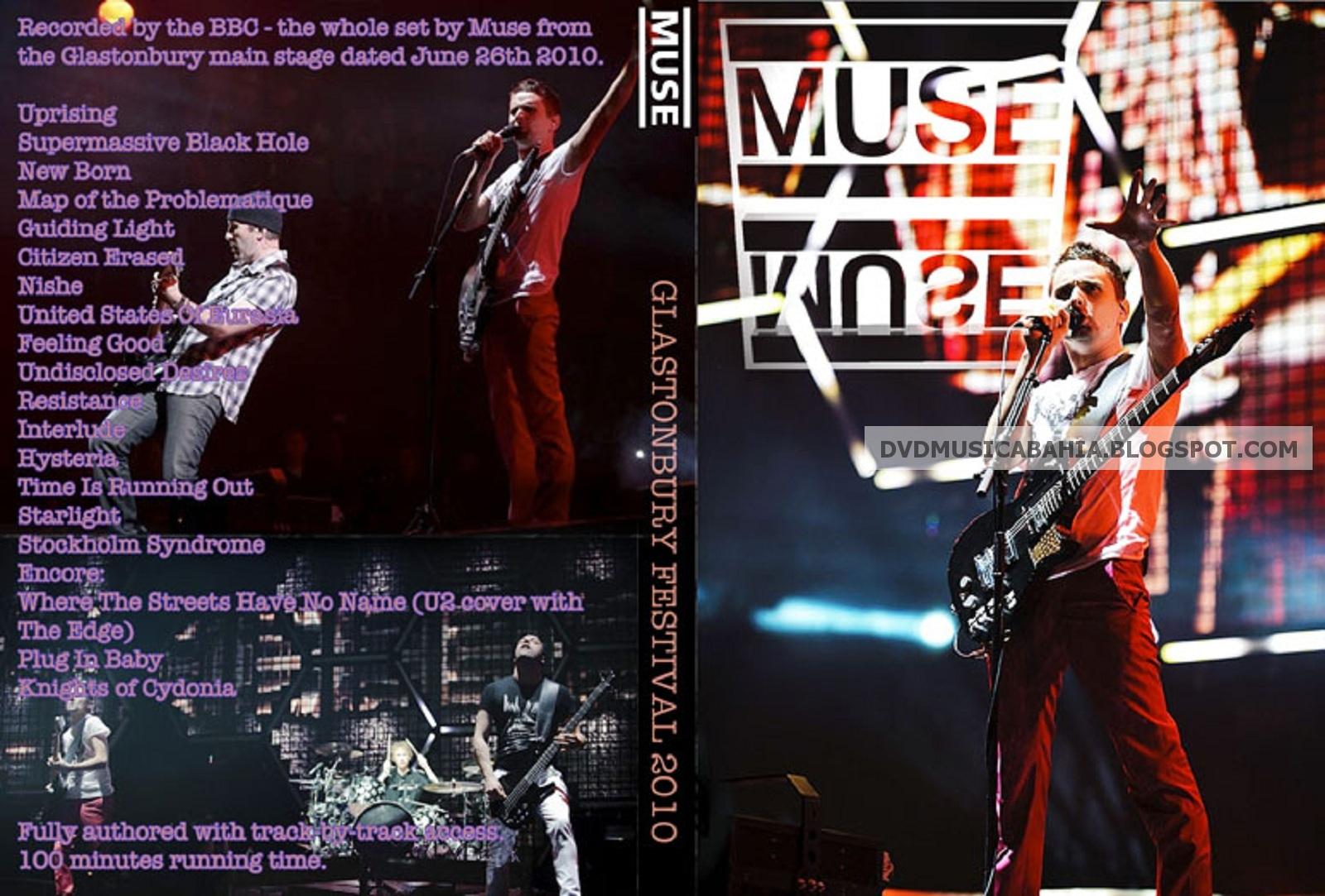 Los Mejores Dvd De Musica Y Mas Muse Live Al