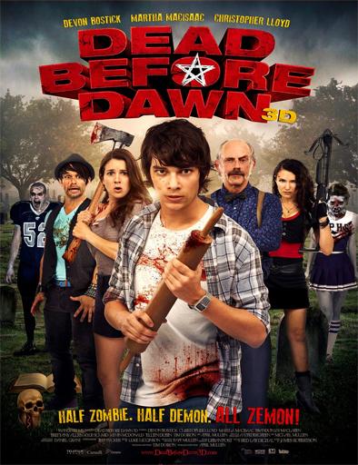 Ver Muertos antes del amanecer (2012) Online