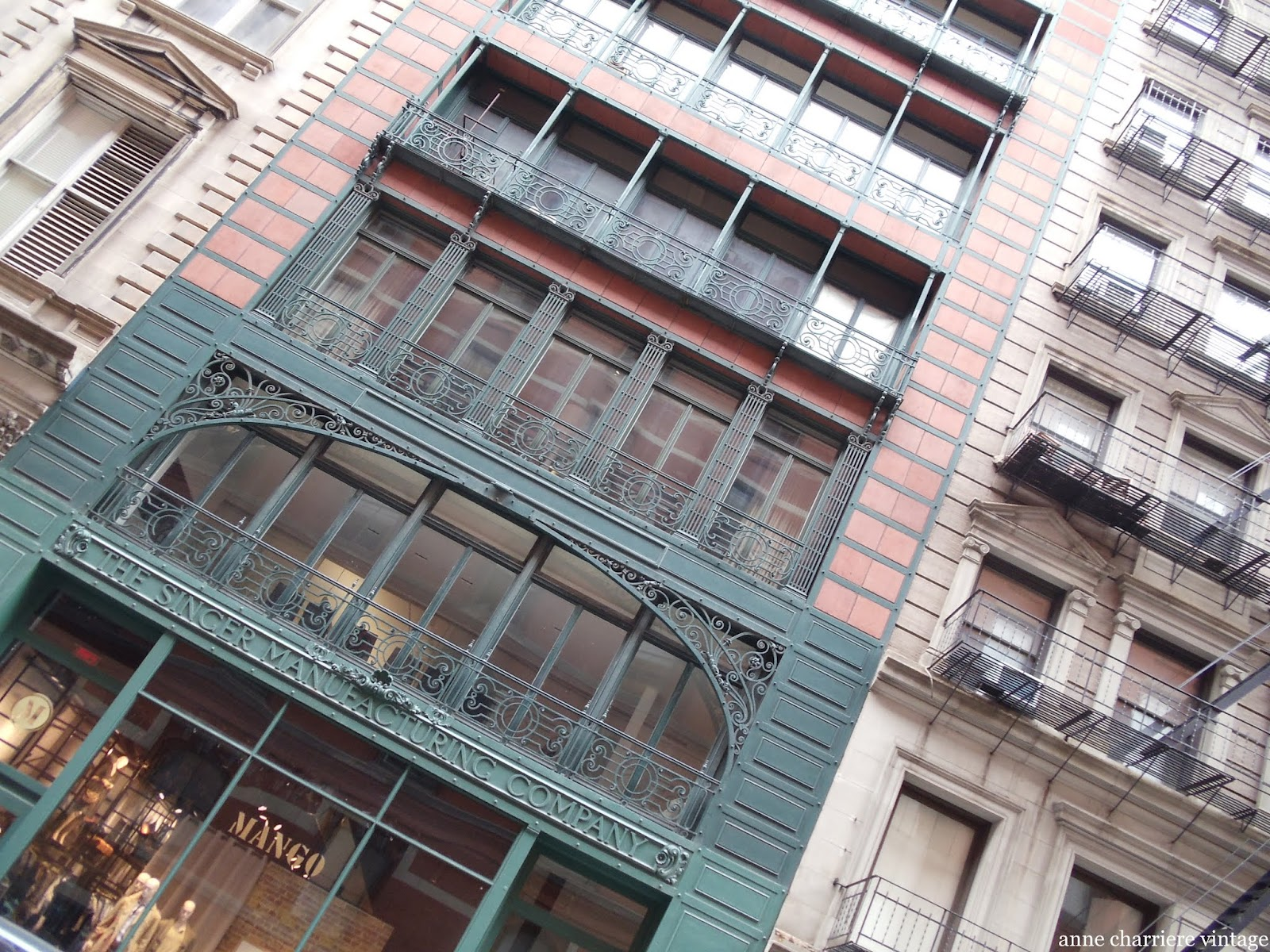 anne charriere voyage, travel photography, new york, soho, tribeca, village,