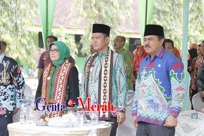 SMP Negeri 2 Adiluwih Wakili Pringsewu Lomba Sekolah Sehat Tingkat Provinsi