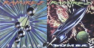 Kemény techno lemezek Ramirez-től Terapia, Bomba