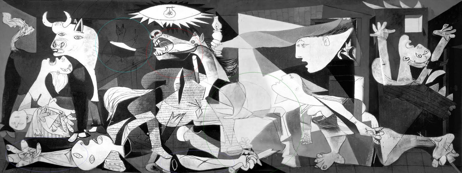 stmhumanities: Picasso's Guernica