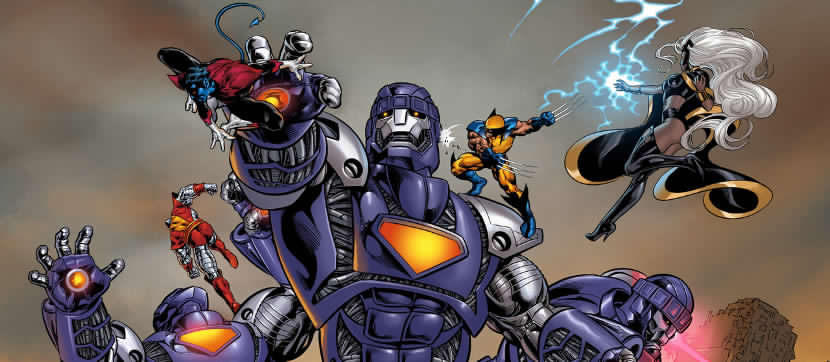 Fox's Upcoming X-Men TV Show To Feature Sentinels.