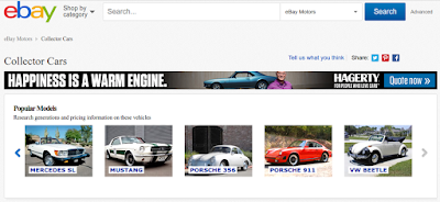 How To Sell Your Collector Car On Ebay