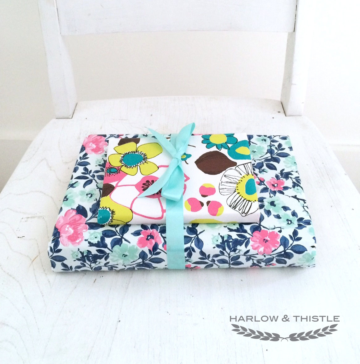 Book Cover Wrapping Paper : Diy wrapping paper book cover harlow thistle home