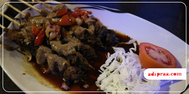 Sate Jamur - Jejamuran Resto | adipraa.com