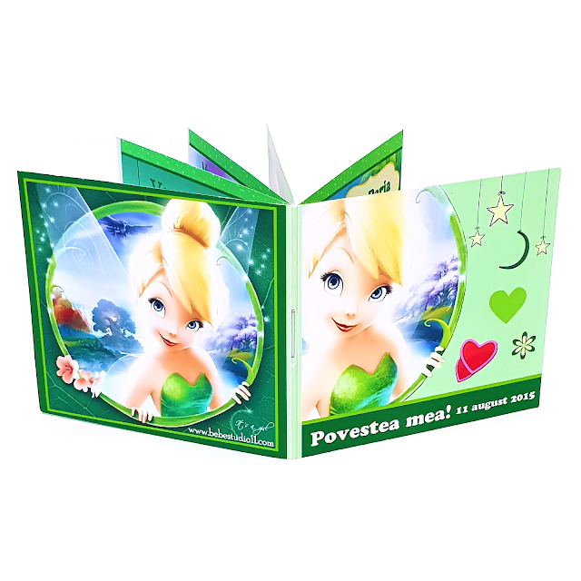 Marturie Botez unicat Tinkerbell 3