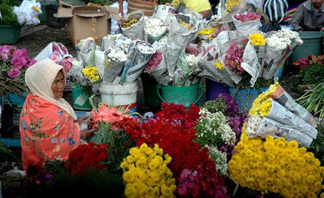 Pasar Kembang Bandungan