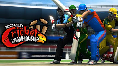 World cricket championship 2 Mod Apk (Everything Unlocked) Download