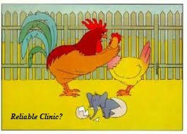 Choose a good clinic to avoid scenes like below!