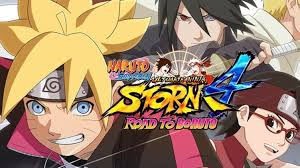 Save Tamat 100% Naruto Shippuden Ultimate Ninja Storm 4 Road to Boruto PC