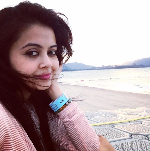 devoleena bhattacharjee facebook