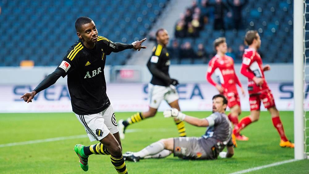 Alexander Isak Aktuelle Teams