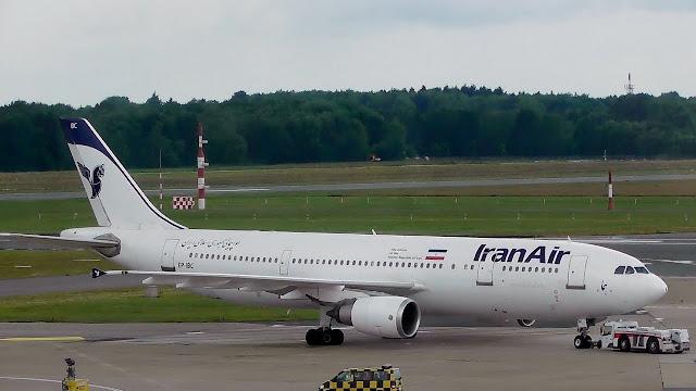 IranAir EP-IBC, Airbus A300