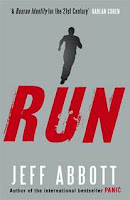 Run by Jeff Abbott - Book Review