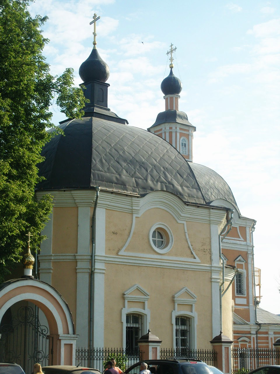 Сергиев Посад, Клементьевка, Успенская церковь