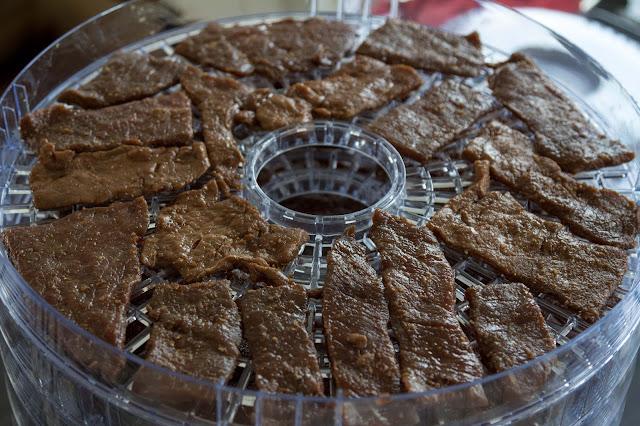 beef jerky selbst machen - trockenfleisch diy doerrfleisch 08