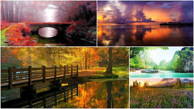 Los mas hermosos paisajes naturales en hd