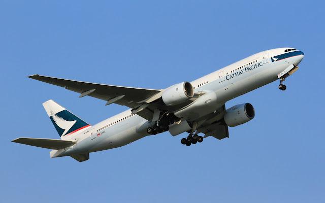 國泰航空 Boeing 777-200