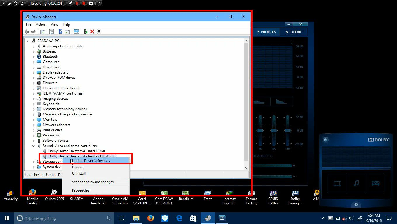 Dolby Pcee Drivers Windows 8.1 Download