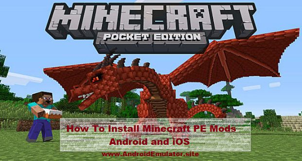 how to download mods on minecraft pe ios