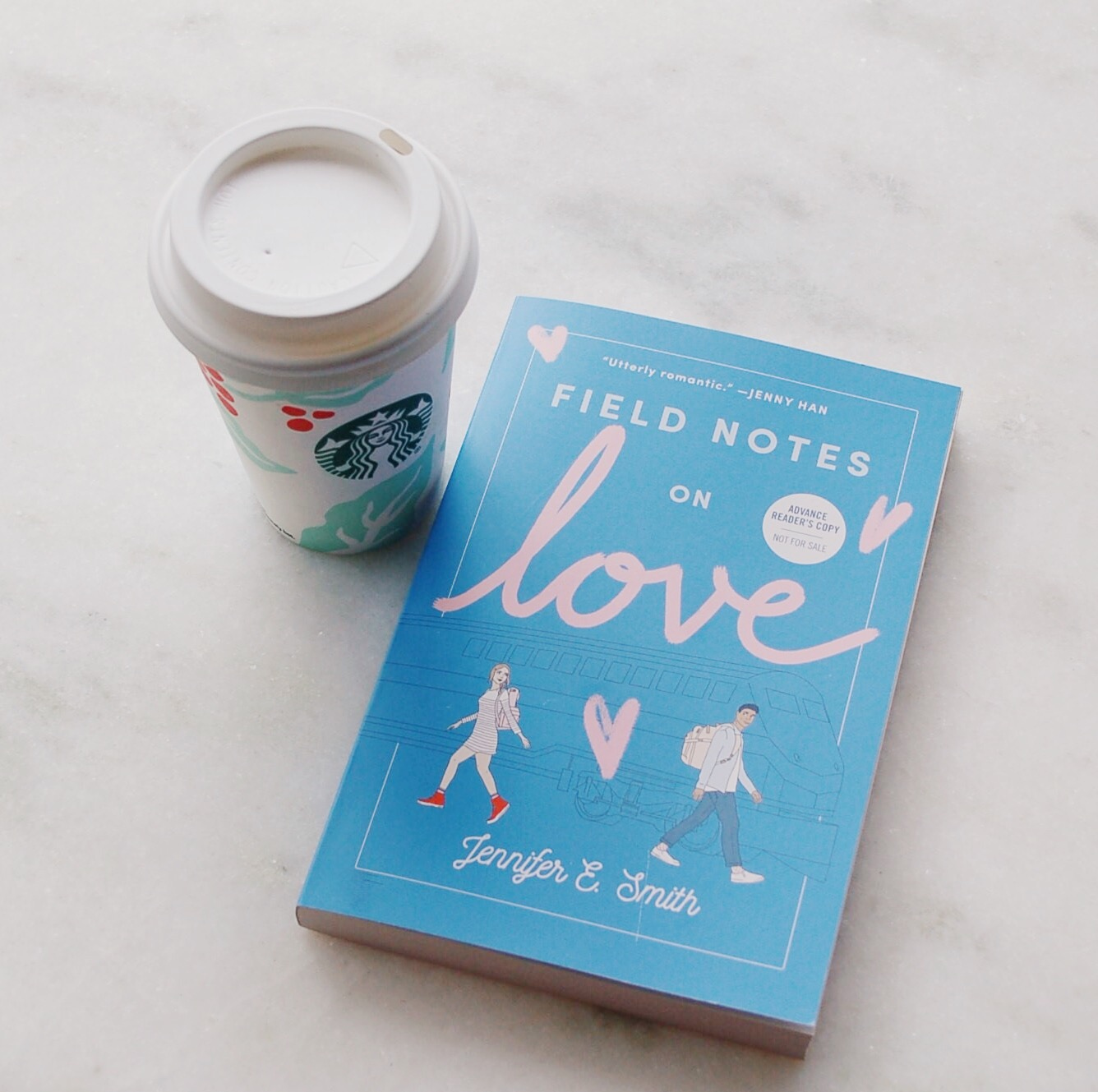 Book Review Field Notes On Love-7325