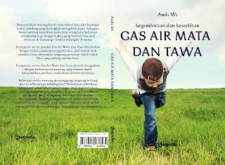 Buku Baru: Gas Air Mata dan Tawa