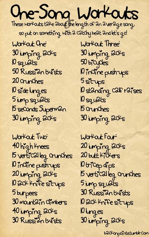 Push ups challenge tumblr