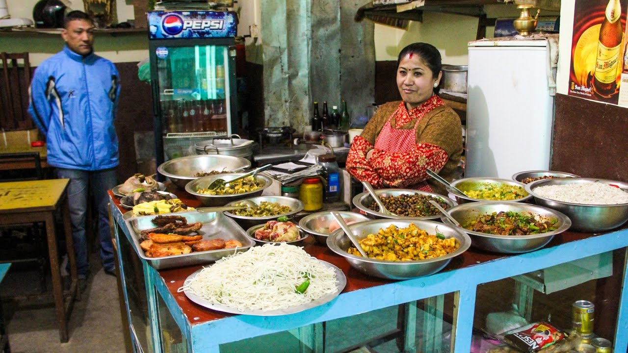 Sudip Rai: Newari Foods That You Cant Afford To Miss While You Are