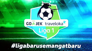 Liga 1 Indonesia 2017 Gojek Traveloka