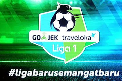 Jadwal Liga 1 Indonesia 2017 Hasil Klasemen Pertandingan Lengkap