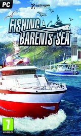 Fishing Barents Sea pc cover - Fishing Barents Sea Line and Net Ships Update v1.2-PLAZA