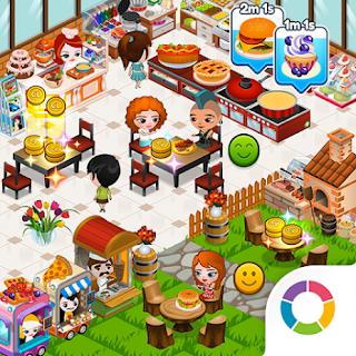 Download Cafeland - World Kitchen Mod Apk