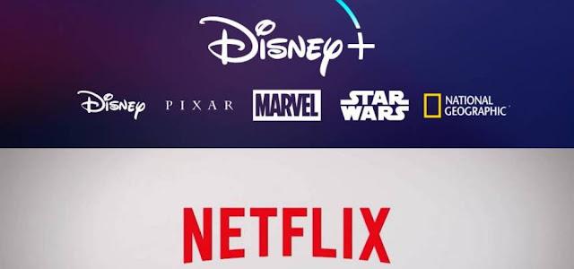 Netflix planeja ultrapassar a Disney em animações para familia