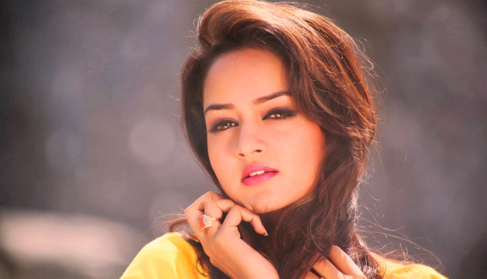 South Actress Shanvi Srivastava Webntime