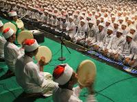 Pesta Malam Tahun Baru di Surabaya Akan Dimeriahkan 5 Ribu Hadrah