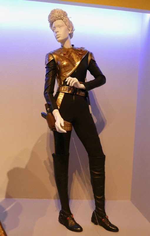 Sonequa Martin-Green ST Discovery Michael Burnham Mirror Universe costume