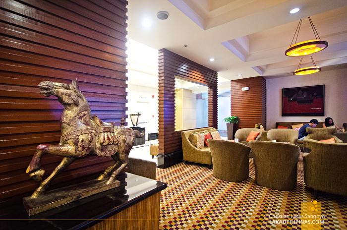 Holiday Inn Manila Galleria Lounge