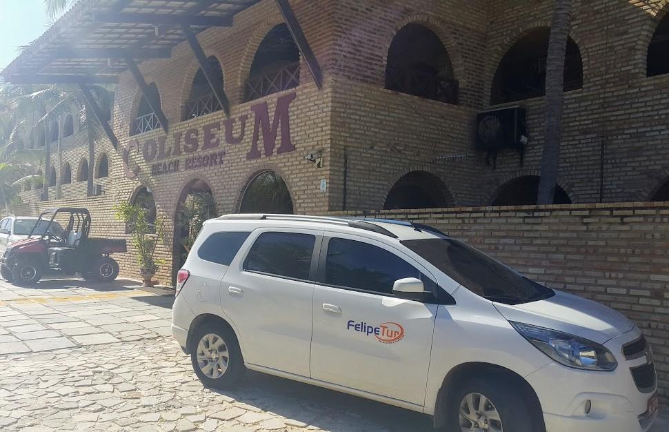 Traslado Aeroporto Fortaleza Coliseum Beach Resort