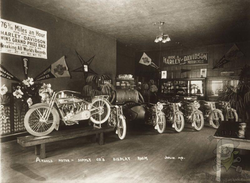 Dayton Harley Davidson Dealers